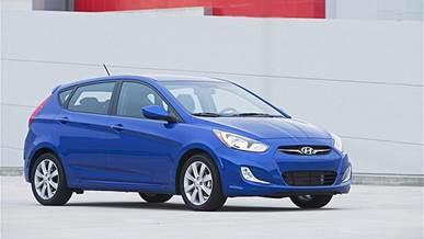 2012 Hyundai Accent GS (933)