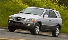 2008 Kia Sorento EX 4X4 (743)