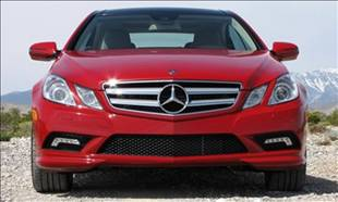 2011 Mercedes-Benz E550 Coupe (874)