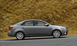 2011 Kia Forte SX (867)