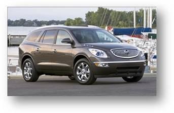 2010 Buick Enclave CXL – 2 FWD (834)