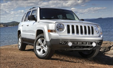 2012 Jeep Patriot SUV (921)