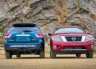 2013 Nissan Pathfinder PLT 4X4 SUV (998)