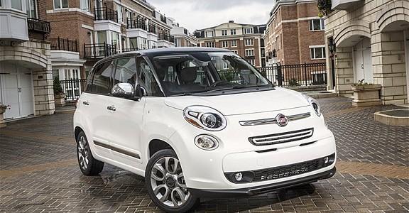 2014 Fiat 500 L (1044)