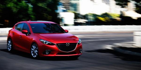 2015 Mazda 3 S Grand Touring 5-Door (1058)