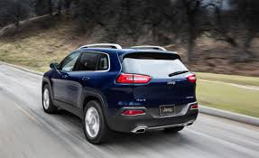 2015 Jeep Cherokee Limited FWD (1066)