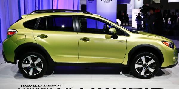 2015 Subaru XV Crosstrek Hybrid (1065)