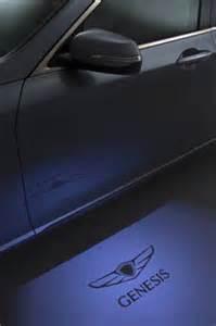 1072 Genesis 5.0 puddle lights