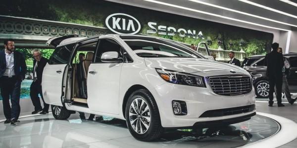 2015 Kia Sedona SXL (1074)