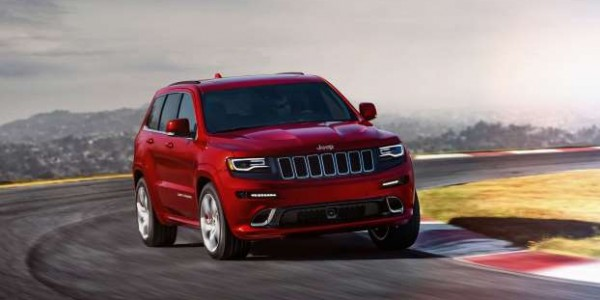 2015 Jeep Grand Cherokee Summit  4X4 (1083)