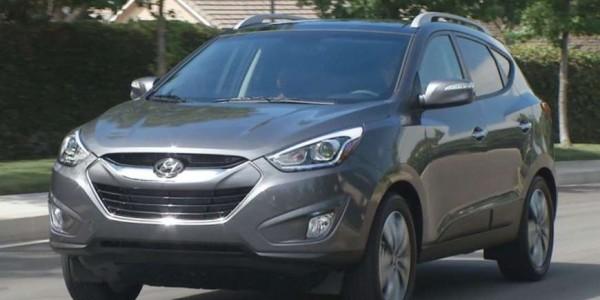 2016 Hyundai Tucson SE FWD (1120)