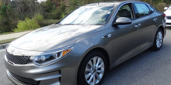 2016 Kia Optima EX (1122)