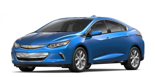 2016 Chevrolet Volt Premier Hatchback  A Plug-in Hybrid Vehicle (1138)