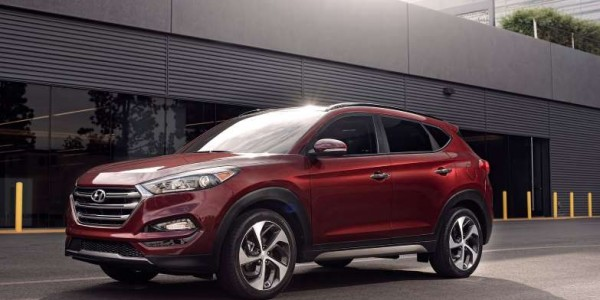 2016 Hyundai Tucson Ltd., FWD (1158)