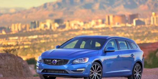 2016 Volvo V60 Station Wagon AWD T5 (1166)