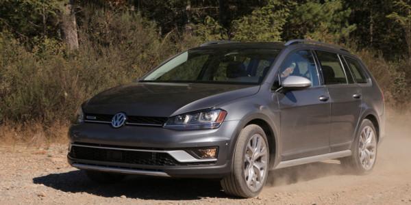 2017 Volkswagen Golf Alltrack(9000)