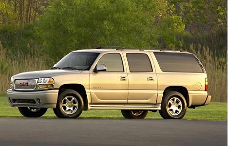 2004 GMC Yukon XL Denali(2000)