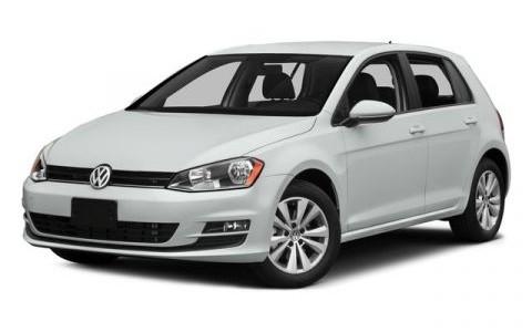 2017 Volkswagen Golf TSI Wolfsburg Edition(1194)