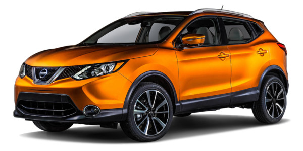 2017 Nissan Rogue Compact SUV