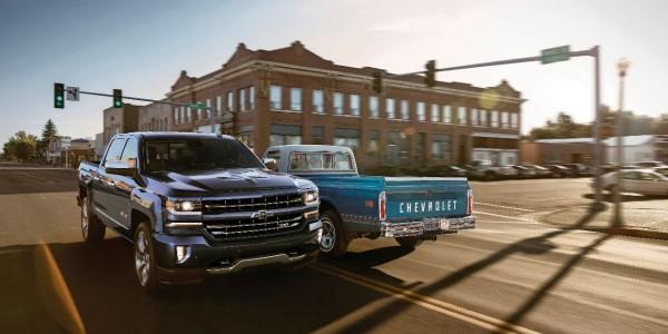 2018 Chevrolet Silverado Anniversary Pickup