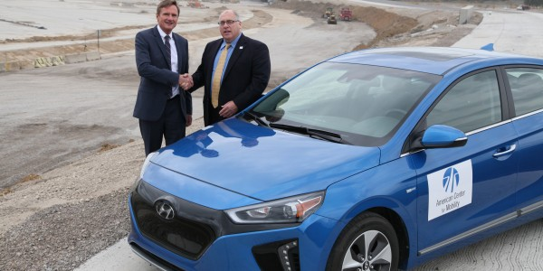 Hyundai Invests $5 Million in SE Michigan mobility center