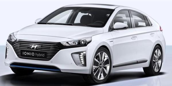 2017 Hyundai Ioniq Hybrid Ltd