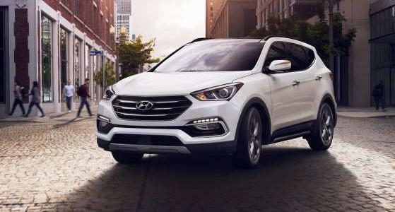 2018 Hyundai Santa Fe Sport 2.0 T, ULT, FWD