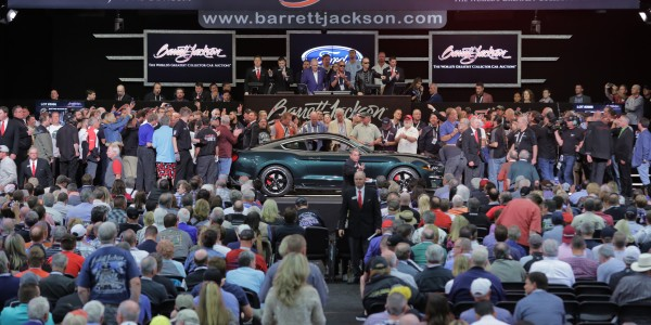 Vintage cars are the star at Arizona Auction Week