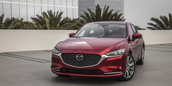The Mazda6 Sedan
