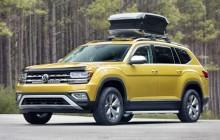 2018 Volkswagen Atlas 2.0 T SE