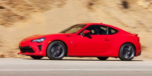 2018 Toyota 86 2-Door Coupe