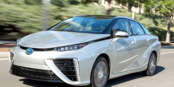 2018 Toyota Mirai Fuel Cell