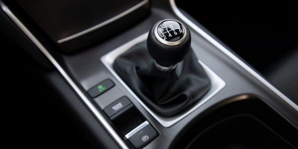 Driving a Manual Transmission