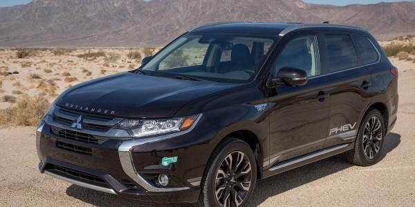 2018 Mitsubishi Outlander PHEV Review